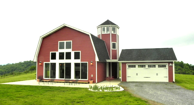 Barn style home plans family home plans blog for Barn inspired house plans