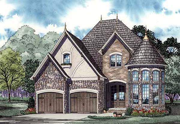 French tudor house plan family home plans blog for Historic tudor house plans