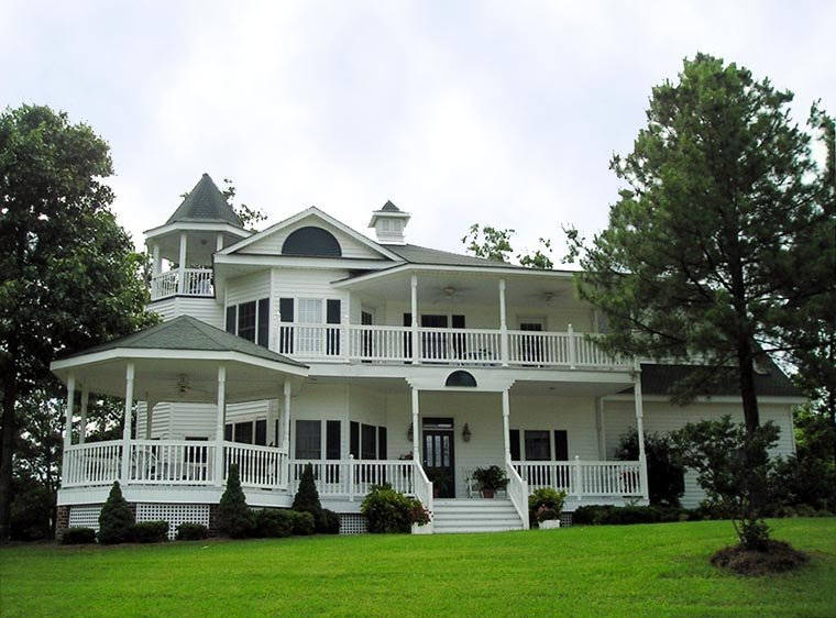 Victorian Dream House Plan Family Home Plans Blog