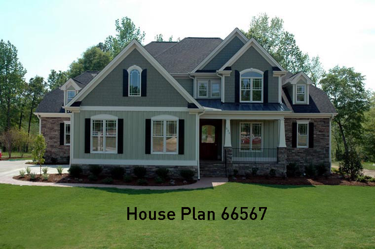 Updated craftsman house plans family home plans blog for House plans blog