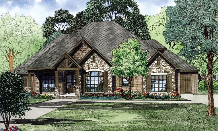 Best Selling House Plan With Photographs Family Home