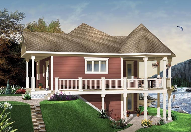 Small house plans family home plans blog for Tiny house blog family
