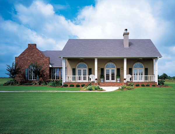 House Plan With In Law Suite Family Home Plans Blog